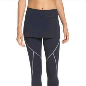 Nike $95 Power 2-in-1 Mid-rise Training Tights Gym
